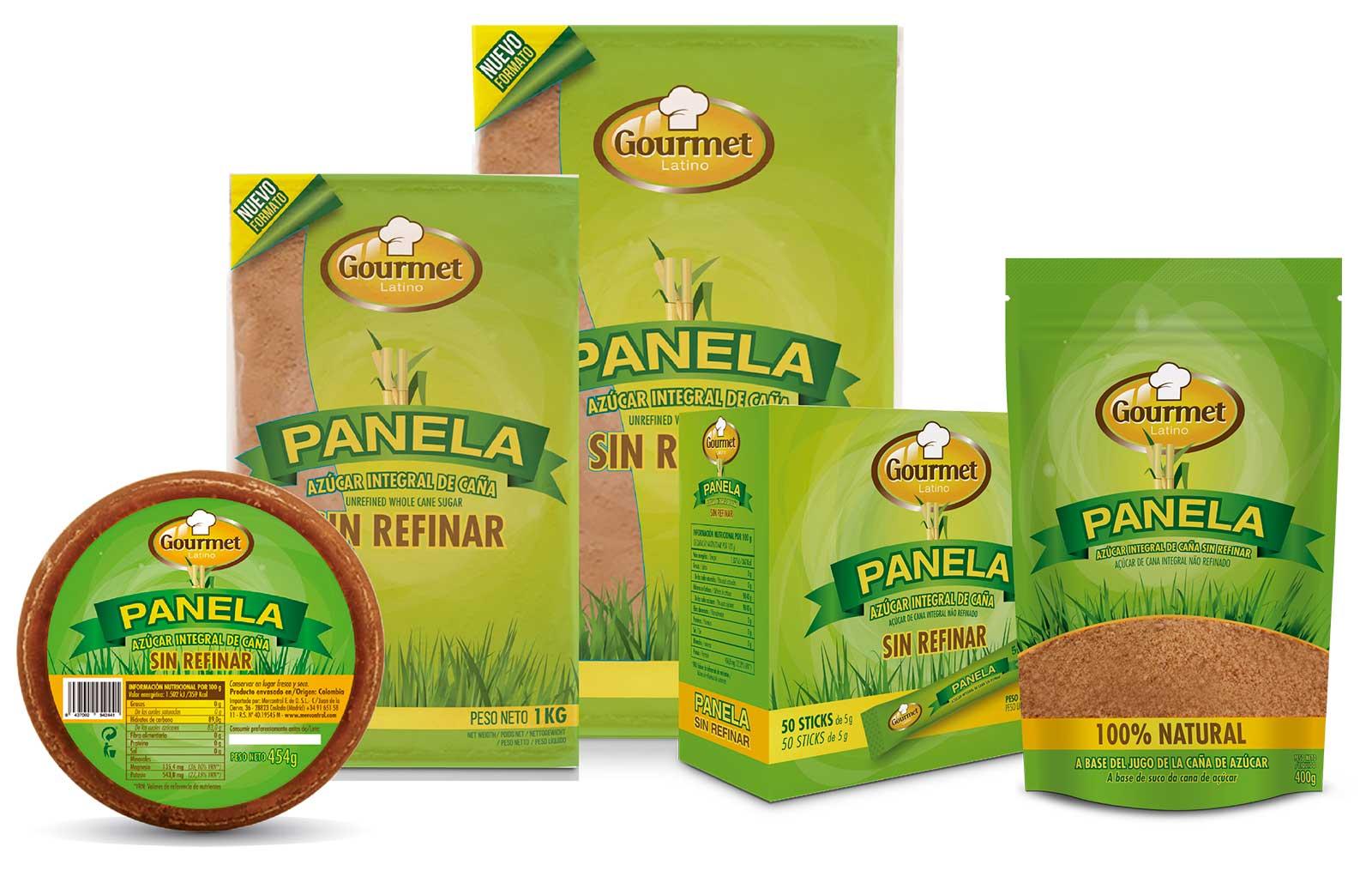 Panela Gourmet Latino
