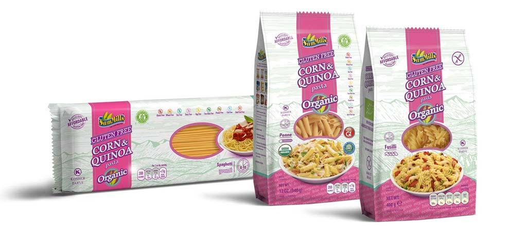 Sam Mills Quinoa