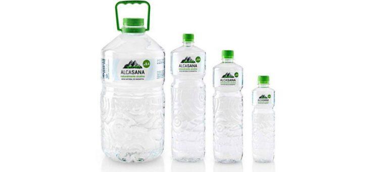 Agua Alcalina pH 9.4