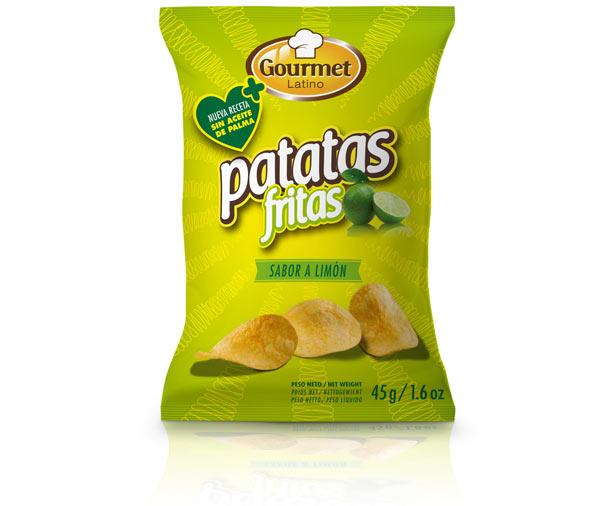 Patatas Limón