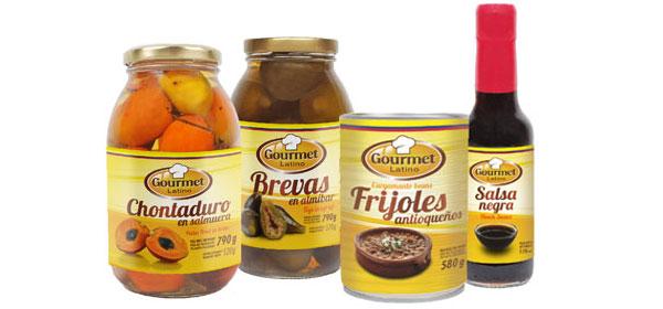 Conservas Gourmet Latino
